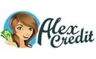Alexcredit лого изображение, Alexcredit лого фотография