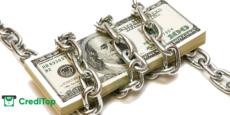 Украинцам разрешили не выплачивать свои долги