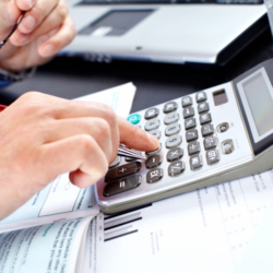 Шаг 3. Восстановление во время выплаты кредитов